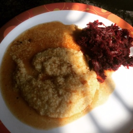 MILLETS & BEETROOT