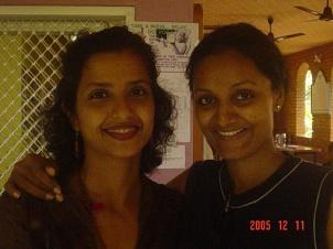 Friendships last-with Mekha