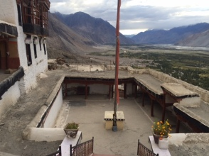 a-view-of-diskit-monastery