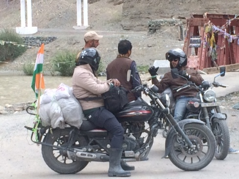 bikers-with-the-flag