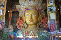 prince-buddha-statue-in-thiksay