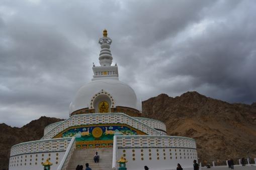 shanti-stupa