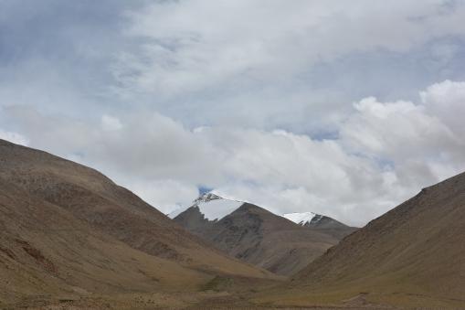 snow-capped-peaks