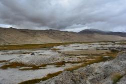 sulphur-mounds