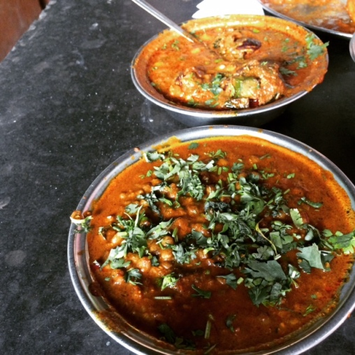 CURRIES AND SPICES