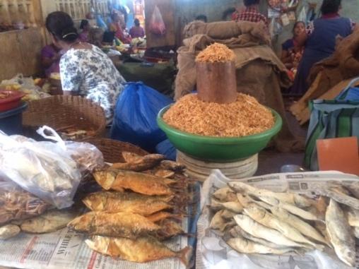 DRY FISH PRODUCE
