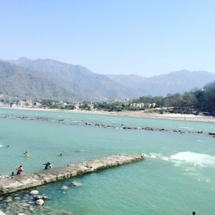 A VIEW OF GANGA
