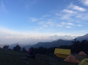EARLY MORNING AT CHOPTA