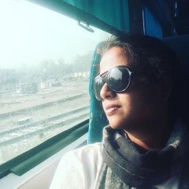 ENROUTE TO DELHI