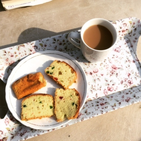 NAINITAL BISCUITS AND CHAI