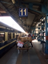 RAILWAY STATION AND MEMORIES