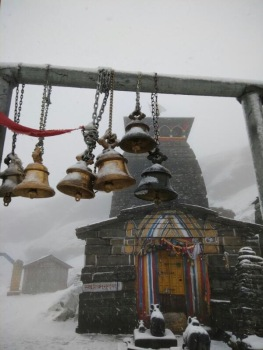 REACHING TUNGNATH PHOTO CREDIT - BHIM