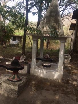 SHIVA LINGA - AT PEACE