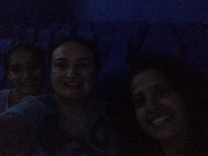 SIMAR DUPI AND ME IN THE DARK