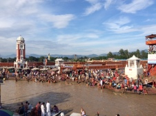 HAR KI PAURI AND SKIES