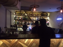 THE BAR AT DOOR NO 1