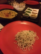 BURMESE KHOW SUEY AND NOODLES - ALL VEGETARIAN