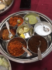 CHUTNEYS AND PICKLES AT DURVANKUR