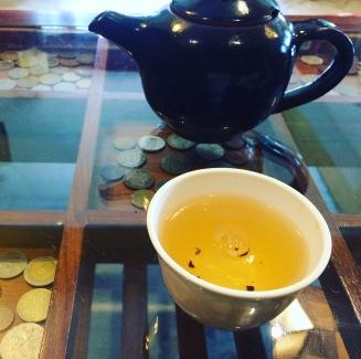 GINSENG TEA - A MUST TRY