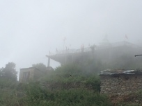 MIST FILLED TEMPLE