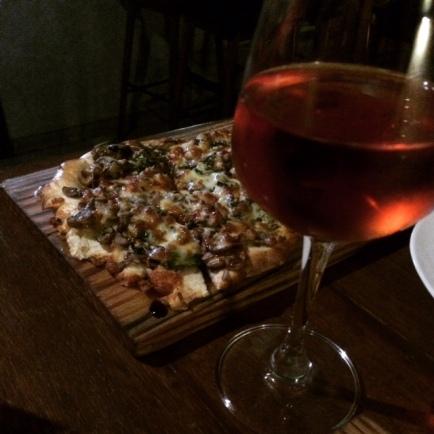NANZA AND ROSE WINE