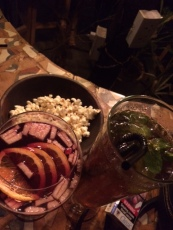 SANGREA LIT AND POPCORN AT ELEPHANT AND CO