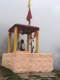 TEMPLE AT TRIUND