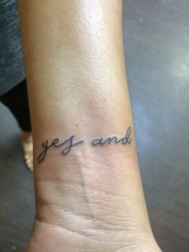 THE COOLEST TATTOO