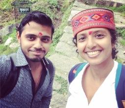 VISHAL AND ME