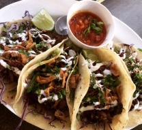 YUMMIEST TACOS AT STREET MEAT