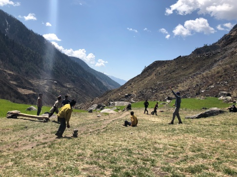 HIGH ALTITUDE CRICKET