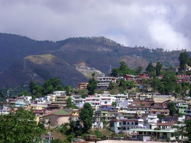 THE TOWN OF DHARCHULA