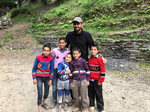 KASHIF KAPOOR AND HIS BOYS