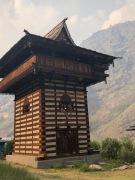 THE TEMPLE OF KARNA IN SEWA VILLAGE