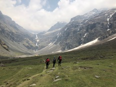 VALLEY AND RUPIN WATERFALL