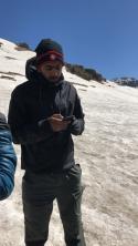KASHIF NARRATING HIS POEM