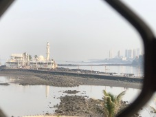 HAJI ALI IN ITS GLORY AND LOW TIDE