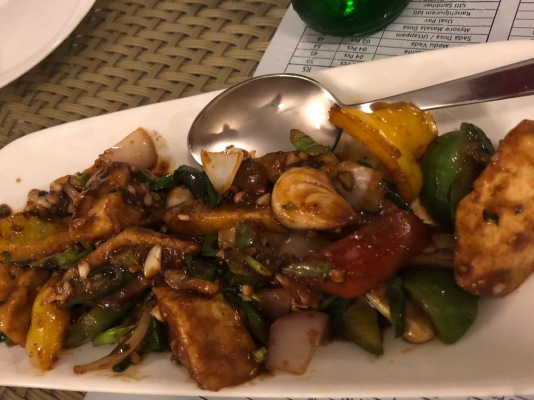 OUR QUEST FOR CHILLI PANEER CONTINUES