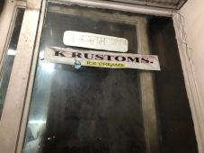 RUSTOM IT IS