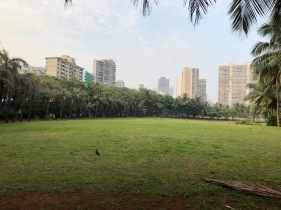 THE GROUNDS AT PRIYADARSHINI PARK