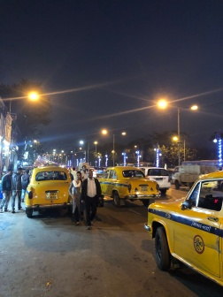 NEW MARKET AND THOSE YELLOW CABS