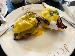 THOSE POACHED EGGS